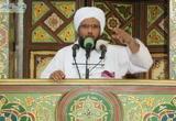 مسلمو أرتريا - خطبة الجمعة