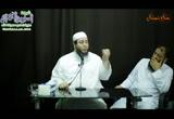 رحمة الله -  مع الشيخ امين الانصارى