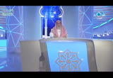 من مشاهد الحساب -  ليدبروا اياته رمضان 1439