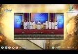 (1) القاريء خالد العيناتي (مع السفرة)