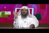 المحاضرة السابعة عشرة - الرضا بسيدنا محمد ( 30/10/2018) التربية-الدورة الثانية