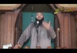 خطبة الجمعة ( وداعا رمضان ) د حازم شومان ، مسجد نور الدين بالمنصورة 25-7-2014