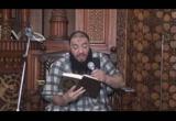 (شرح الجزء الثلاثون) د.حازم شومان سلسلة (ختمة تعارف) رمضان 1435_2014