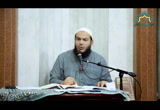 الدرس الثالث صفة الصلاة باب الصلاة (الفقه الحنبلي)