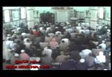 أخلاق النبى ( خطبة الجمعة ) مسجد التابعين - بنها