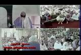 سباق إلى ظله  ( خطبة الجمعة ) مسجد التابعين - بنها