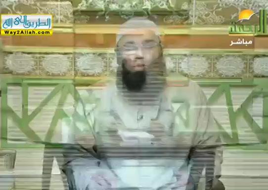 موسى والخضر عليهما السلام2 ( 11/2/2018 ) شخصيات قرآنية