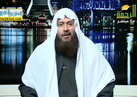 منحسنالعشرةانيعلمالرجلزوجته(12/3/2019)فقهالتعاملمعالله
