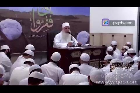 ( الجلوس في المساجد )  الواجب العملي في شعبان