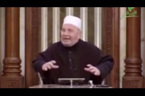 ( الحلقة 26 ) ومضات من معانى سورة التكاثر ( 3/8/2013 ) ( على هدى )