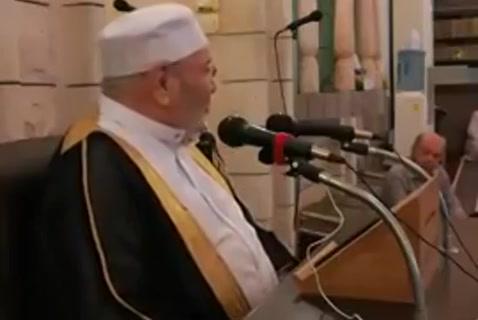 أكبر عقاب تعاقب به الأمة - درس الفجر -  دروس مسجد التقوى -عمان- الأردن