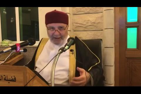 قانون التوبة (  5/10/2018) دروس مسجد التقوى -عمان- الأردن