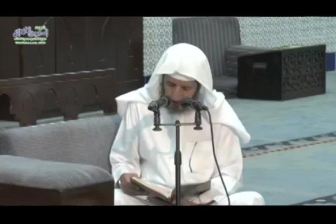 المجلس الحادي و العشرون (23/2/1439) شرح رسالة العبودية لشيخ الإسلام ٱبن تيمية