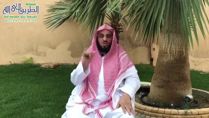 جلسة السحر كنز عظيم   - رسائل رمضانية