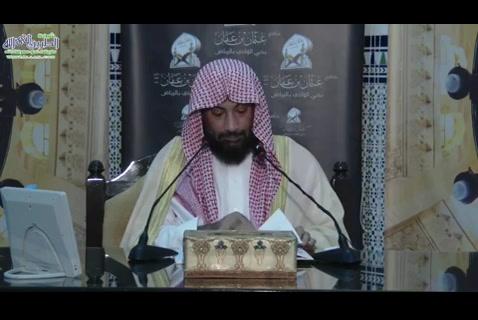 المجلس 45 باب صلاة العيدين ما يشرع في التكبير أيام العيد (شرح كتاب المقنع)