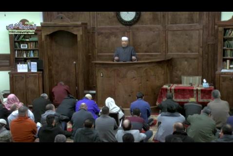 نظامالرقفىالإسلام(خطبةالجمعة)