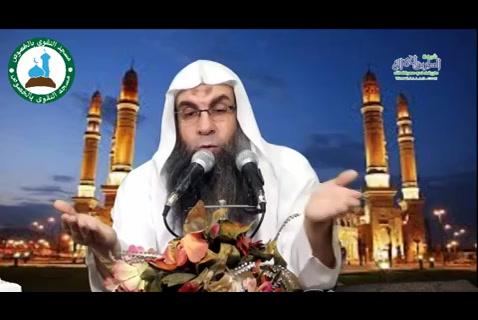 (المجلسالأول)عبوديةالاستغفار(مسجدالتقوى)