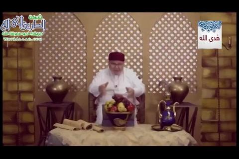 ( 6) اتساع صدر الداعية للمعارض   - تحية الإفطار