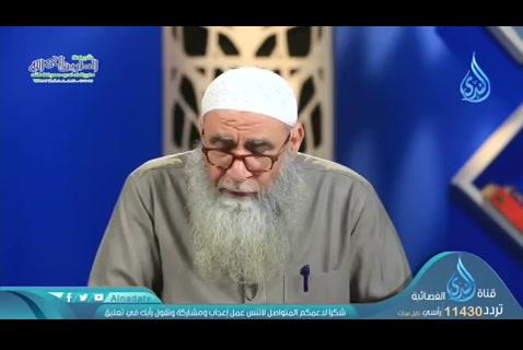 الحلقة الخامسة: ليل القرآن (مع القائمين)