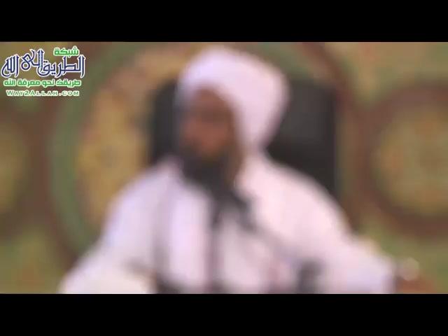 قال لا ينال عهدي الظالمين 1- دروس التراويح 1440هـ - قوانين القرآن الكريم