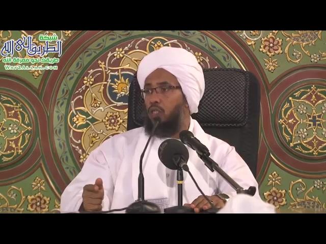 قال لا ينال عهدي الظالمين 2- دروس التراويح 1440هـ - قوانين القرآن الكريم