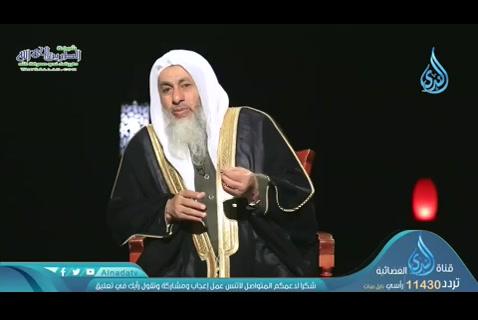 ح9''نُّورٌعَلَىٰنُورٍ''(14/5/2019)أمثالالقرآن
