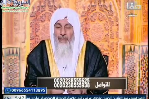 الحلقة(6)معفضيلةالشيخمصطفىالعدوي-أولوالعلم1440هـ