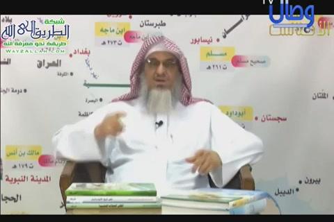الإمام أبو داوود -   أعلام المحدثين