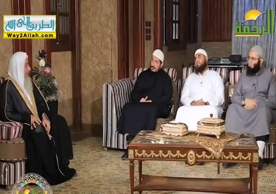 اللهنورالسمواتوالارض(15/5/2019)ملتقىالرحمه