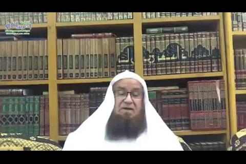 الحلقة(7)أجَلشهادةمنأجلشاهدبأجلمشهودبهج1-وقفاتمعآيات-1440هـ