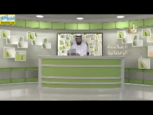 الخلاصه فى تدبر القران الكريم ( 13/5/2019 ) المكتبه الرمضانيه
