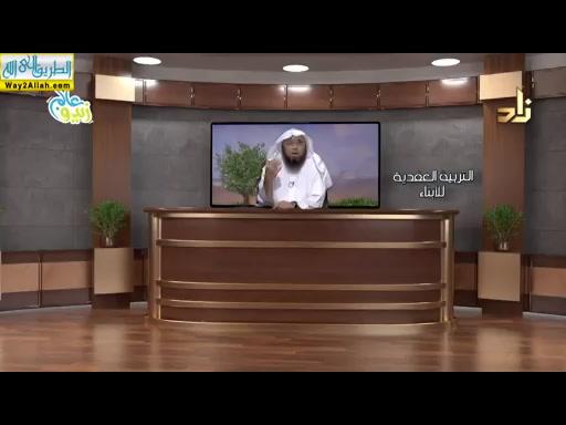 الايمان بالملائكه ( 18/5/2019 ) التربيه العقيديه