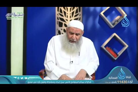 الحلقة الخامسة والعشرون-ليل المسلمين (2) ( مع القائمين)