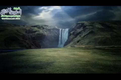 9-انتبهمنحصرالآياتفيمننزلتفيه(مناراتفيطريقالتدبر)