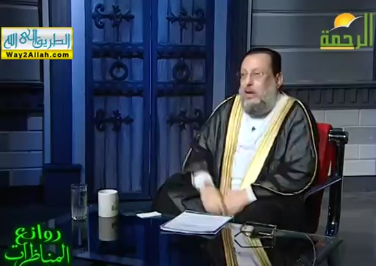 مناظرةبينتلميذواستاذ(2/6/2019)روائعالمناظرات