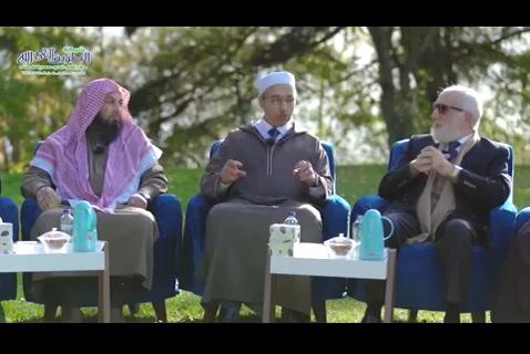 (8)عمربنالخطابرضىاللهعنهج1-سواعدالإخاء(7)1440هـ