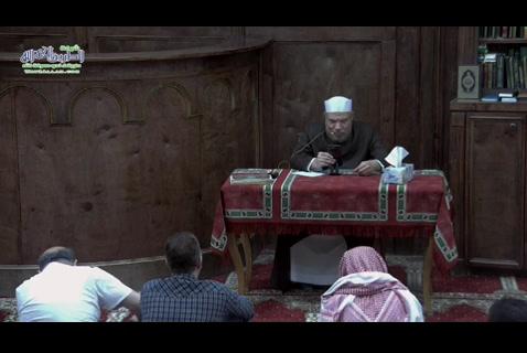 مواعظرمضانيةلابنالجوزي-رحمهالله-4(درسبعدالفجر)