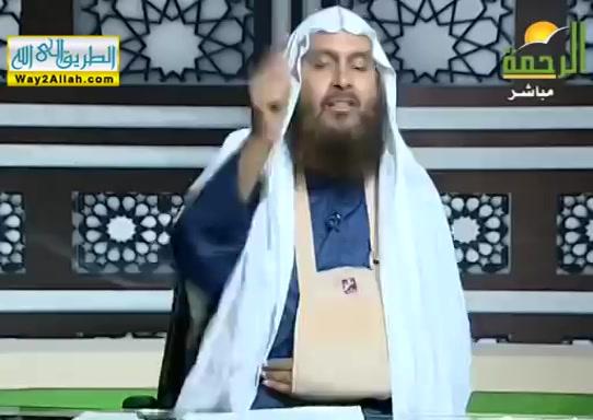 تعظيماللهلسيدنامحمد(2/7/2019)فقهالتعاملمعالله