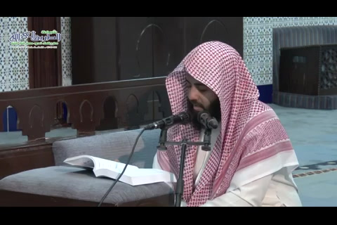 ( هــ 6/6/1438  ) المجلس 11 ( شرح الروض المربع )