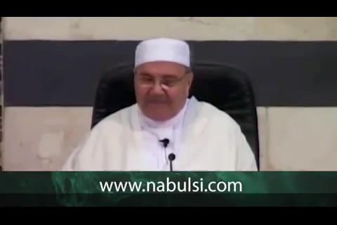 يَاأَيُّهَاالَّذِينَآَمَنُوااتَّقُوااللَّهَوَلْتَنْظُرْ...-دروسمسجدالتقوى-عمان-الأردن