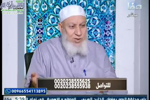 الحلقة(18)معفضيلةالشيخشعباندرويش-أولوالعلم1440هـ