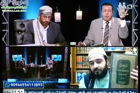 الحلقة(17)مناظرةالضيف:الشيخخالدالوصابي/أحمدالإماميكلمةسواء1440هـ