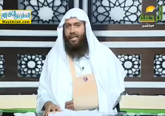 واجبالامهنحوالعماءتوقيرهم(17/7/2019)فقهالتعاملمعالله