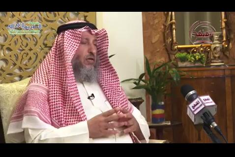25-عند العزاء البقية بحياتك- ألفاظ مشهورة وبيان حكمها