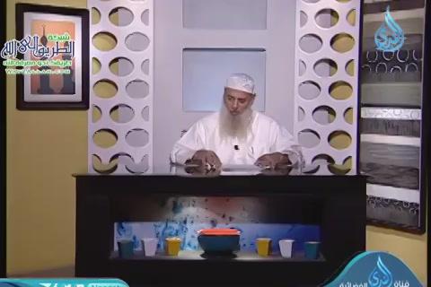 الاحتجاجبالمعاصيعليالقدر(12-09-2019)-ليلالندى