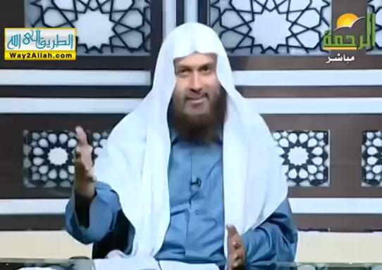 صفات العالم الرباني ( 1/10/2019 ) فقه التعامل مع الله