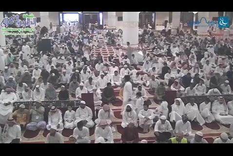 صلاة وخطبة عيد الاضحي - الشيخ خالد الراجحي