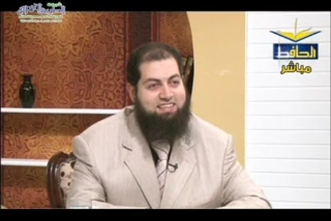 الدرس ( 3) تربية الأصحاب من مواقف لعمر بن الخطاب