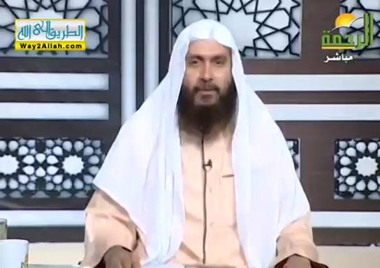 سمات العالم الرباني ( 15/10/2019 ) فقه التعامل مع الله