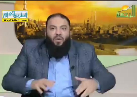 اسرارسورةالمسدمعالدكتورحازمشومان(27/11/2019)عليبابالله